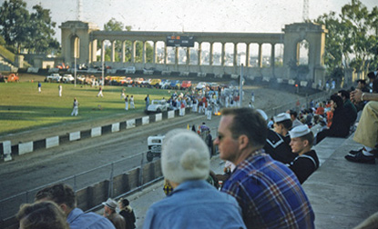 Balboa Stadium Auto Races