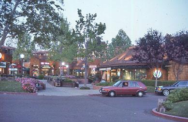 Garnet Avenue Pacific Plaza Pacific Beach