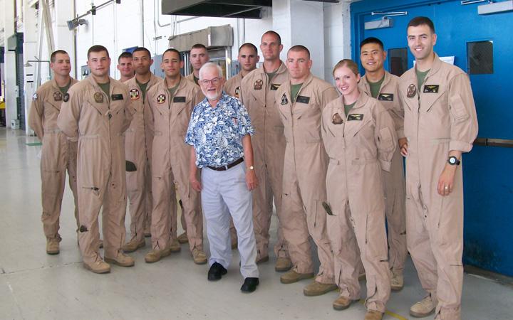 Ana San Diego Squadron Visits Hmla 169 August 4 2008