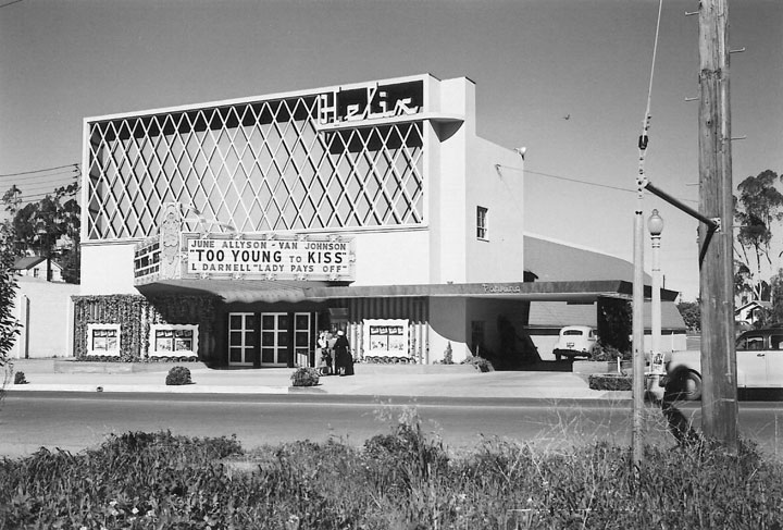 Helix Theater 1951