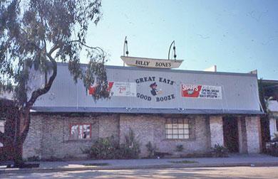 959 O Billy Bones Restaurant March 20