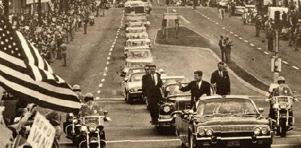 San Diego Motorcycle >> Video of JFK Motorcade on El Cajon Blvd June 6 1963