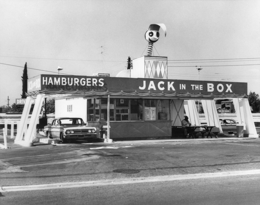 Jack In The Box Long Beach
