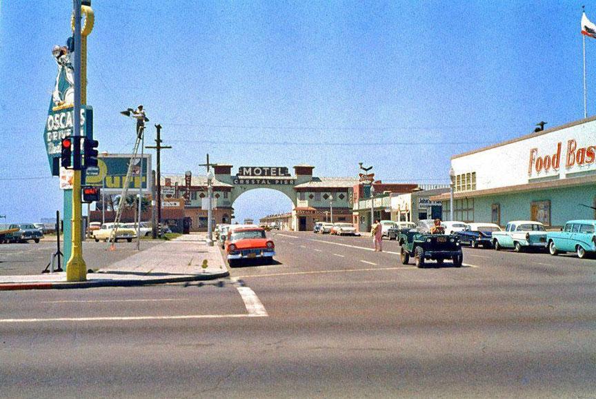 Chevy San Diego >> Pacific Beach 1960